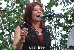special guest: ursi live
